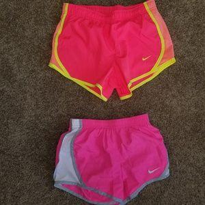 Nike Kids Dry Fit Athletic Shorts -Multi Sizes